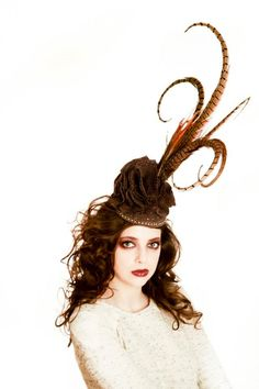high tea hats | ... bespoke collection - Hat Classes | HAT ACADEMY | Millinery Hat Blocks