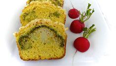 Syrový koláč s brokolicou