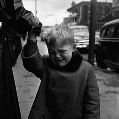 Vivian Maier, probably the best street photographer. Hands down.