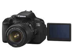 Canon announces EOS 650D / Rebel T4i 18MP touch-screen DSLR with Hybrid AF