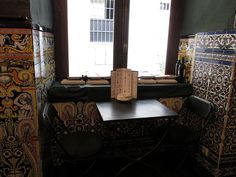 Taberna Viva Madrid, Barrio de Las Letras. Madrid by voces, via Flickr cc @turismomadrid