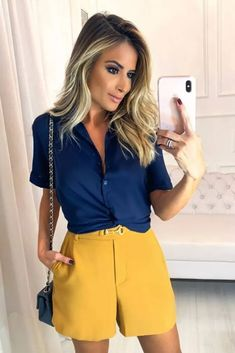 Casual Feminino Fall Outfits Casual feminino & lässig feminino & feminino décontracté & casual femenino & c Casual Art, Style Casual, Smart Casual, Casual Chic, Casual Looks, Comfy Casual, Casual Jeans, Casual Dress Outfits, Cute Summer Outfits
