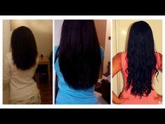 A Super DIY Hair Growth Oil Recipe That Isn't For The Faint Of Heart - Black…