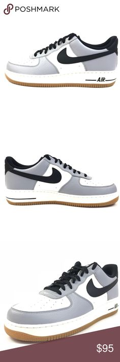 Nike Air Force 1 Low Top Casual Sneaker Shoes