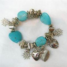 Handmade Turquoise Bracelets Sterling Silver Charms Jewellery Wholesale Website Winter