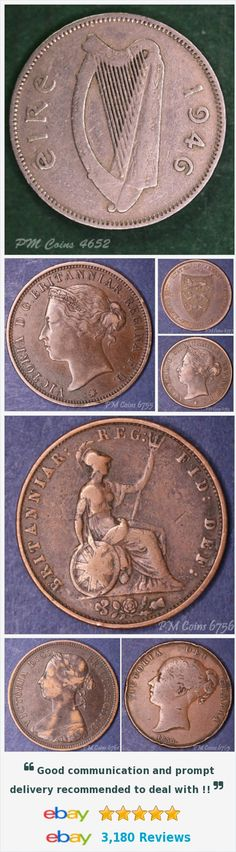 Ireland - Coins and Banknotes, UK Coins - Half Crowns items in PM Coin Shop store on eBay! http://stores.ebay.co.uk/PM-Coin-Shop/_i.html?rt=nc&_sid=1083015530&_trksid=p4634.c0.m14.l1513&_pgn=8
