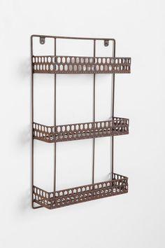 Triple Decker Shelf • Bronze :: $49