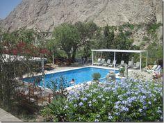 Lunahuana, Peru - Los Palomos Resort