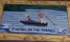 I got Punting on the Thames! Which Mary Poppins Sidewalk Painting Do You Belong In? Mary Poppins Halloween, Mary Poppins Movie, Mary Poppins 1964, Disney Films, Disney Pixar, Movie Place, Unicorn Room Decor, Sidewalk Chalk Art, Jolly Holiday