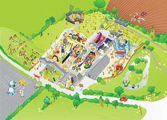 The Milky Way Theme Park in North Devon
