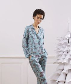 Koszula od piżamy z motywem natury Sport, Model, Deporte, Sports, Scale Model, Models, Template, Pattern