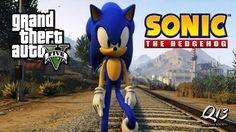 GTA 5 - Sonic The Hedgehog