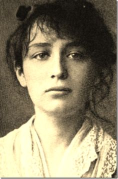 Camille Claudel (1864-1948) - French sculptor and graphic designer