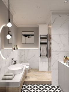 Examples Of Minimal Interior Design For Bathroom Decor 52