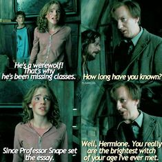 My favorite of the Harry Potter series