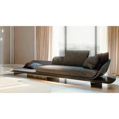 Segno Chaise Lounge, Contemporary Living Room Design at Cassoni.com