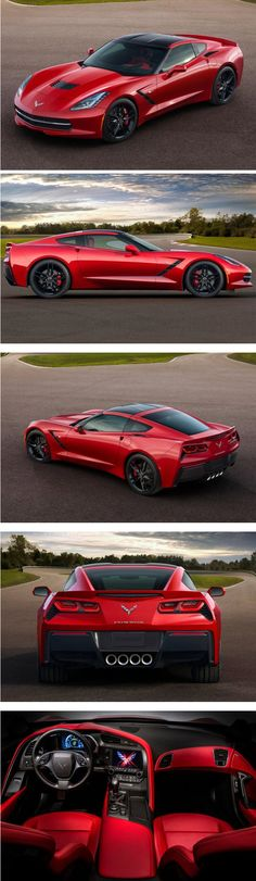 You will ❤ MACHINE Shop Café... ❤ Best of Corvette @ MACHINE ❤ (2014 Chevrolet Corvette Stingray)                                                                                                                                                     More