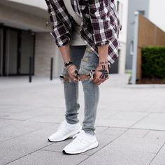 Adidas Ultra Boost White Heren
