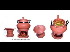 Use of Terracotta/clay products is good for health. These utensil cook slowly ,due to the slowness food has nutritions in food . Terracotta Pots, Clay Pots, Milk, Nutrition, Make It Yourself, Cooking, Healthy, Food, Youtube