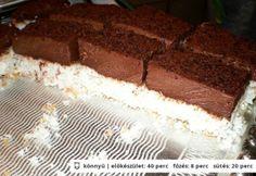 Kókuszos süti Fakanálforgatóktól