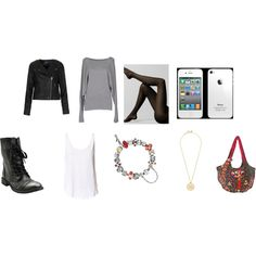 """Dress like Lola Williams from the movie LOL: everyday school"" by cassidytaylor14 on Polyvore"