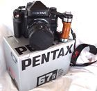 PENTAX 67II 6x7 Medium Format SLR Film Camera with BoxWood Grip  f/4 45mm Lens