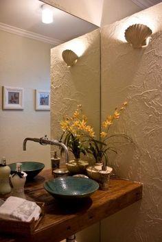 Lavabos: veja projetos charmosos para esses pequenos espaços - Casa e Decoração - UOL Mulher
