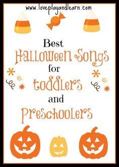 Best Children's Halloween Songs