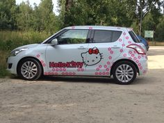 Suzuki Swift Hello Kitty :s