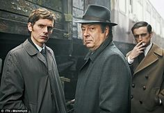 Dodgy knees and fallen arches. Sounds like a rock band! Roger's ailments, Endeavour, and more in this interview!  http://www.dailymail.co.uk/femail/article-2307527/Endeavour-Roger-Allam-seasoned-old-copper-takes-Morse-wing.html