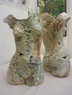 Pauline Lee, beautiful ceramic sculpture