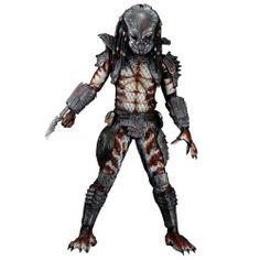Figura Predator 2. Guardian Predator Gort, Series 5 18cm NECA Figura ade 18cm del Predator Guardian, perteneciente a la película Predator 2, fabricado por NECA.