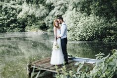 Boho Traumhochzeit am See | Hochzeitsblog The Little Wedding Corner
