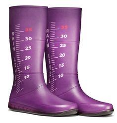 rain level rain boots