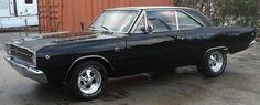 1968 Dodge Dart GTS California