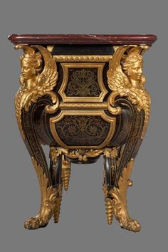 Commode de Louis XIV à Trianon. Baroque Furniture, Antique Furniture For Sale, French Furniture, Classic Furniture, Furniture Styles, Luxury Furniture, Furniture Design, Asian Furniture, Industrial Furniture