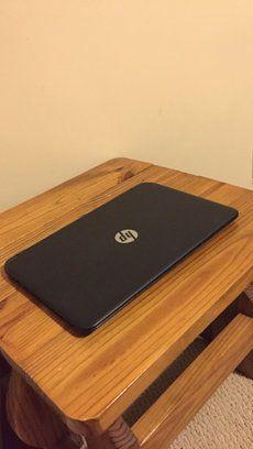 91879678e Black HP laptop in Winston-Salem - letgo Laptops For Sale, Winston Salem,