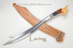 Laring | Traditional Filipino Weapons