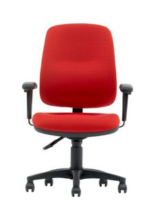 the miracle maxi high back chair features a unique curved and