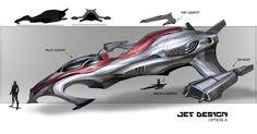 ArtStation - Ships Concept Design, jeremy chong