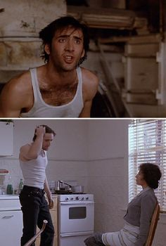 Moonstruck. One of the best movies. Ever.