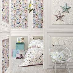 Papel pintado Caselio Love Ref. Love Wallpaper, Designer Wallpaper, Cole And Son, Designers Guild, Comfort Zone, Decoration, Blanket, Collection, Bed