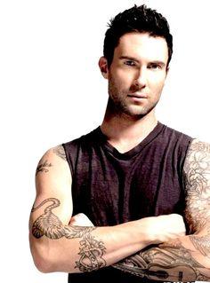 Adam Levine for Inked Magazine