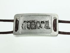 wegbegleiter www.wegbegleiter.com geschenk schmuck katzen sterling silber armband