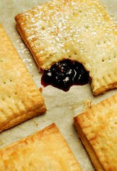 Mmm, made with organic jam and other great ingredients, these aren't pop tarts. They're haute tarts! http://www.mercurynews.com/food-wine/ci_21864350/bay-area-chefs-put-homemade-spin-pop-tarts