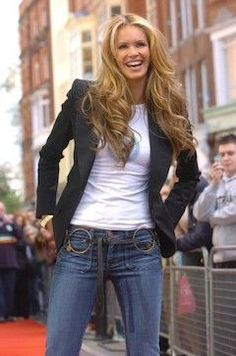 Elle Macpherson Street Style & More Luxury Details If you love fashion check us out. We're always adding new products for your closet!