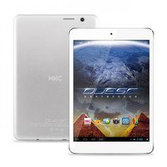 HKC Tablet Android 4.1 de 7.9 pulgadas pantalla IPS Quesr Q79 ATM7029 Quad-Core Quad, Tablet Android, Iphone, Mince, Display, Android, Korea, Floor Space, Billboard