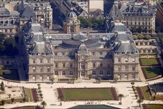 Le Palais du Luxembourg © Charles Platiau/Reuters