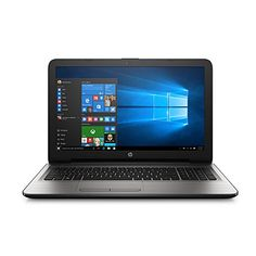 HP Notebook 15-ay011nr 15.6-Inch Laptop (6th Gen Intel Core i5-6200U Processor 8GB DDR3L SDRAM 1TB HDD Windows 10) Silver