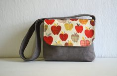 Kids/Toddlers Messenger Bag by 464Handmade on Etsy